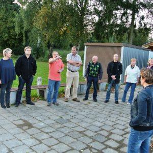 Besuch beim SC Velpe