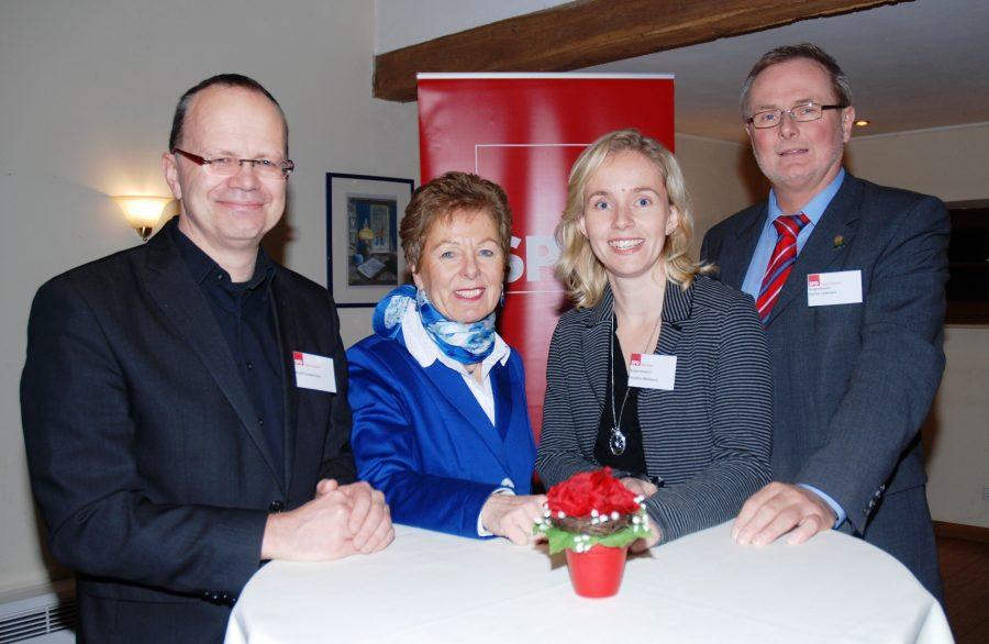Neujahrsempfang der SPD in Westerkappeln